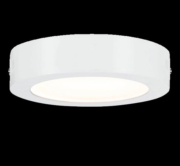 SmartHome LED-Panel Nox Tunable White   Ø 170 mm   Weißlicht-Steuerung per App