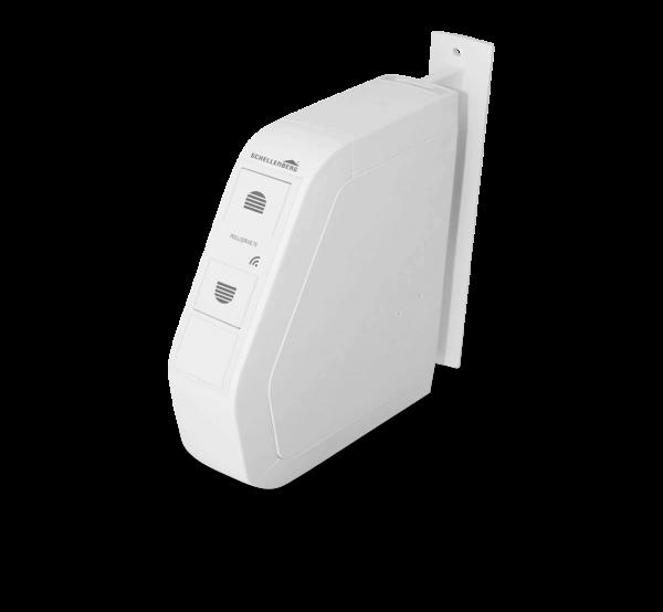 Schellenberg ROLLODRIVE 75 Premium | elektrischer Funk-Gurtwickler, per App steuerbar