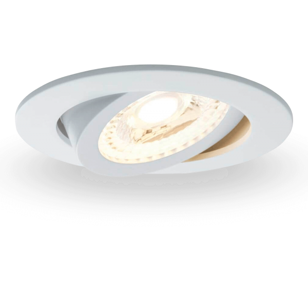 SmartHome Zigbee Einbauleuchte Lens | 3er-Set | LED | 4,8 W | RGBW