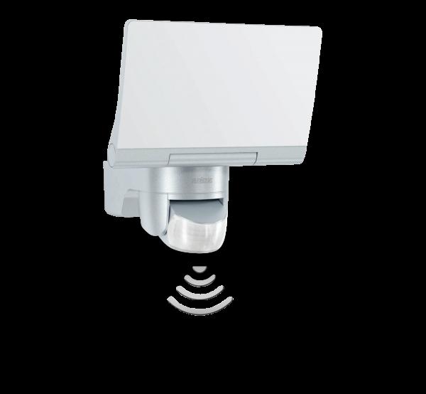 Sensor-LED-Strahler XLED HOME 2 Z-Wave Silber