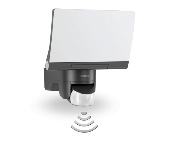 Sensor-LED-Strahler XLED HOME 2 Z-Wave Anthrazit