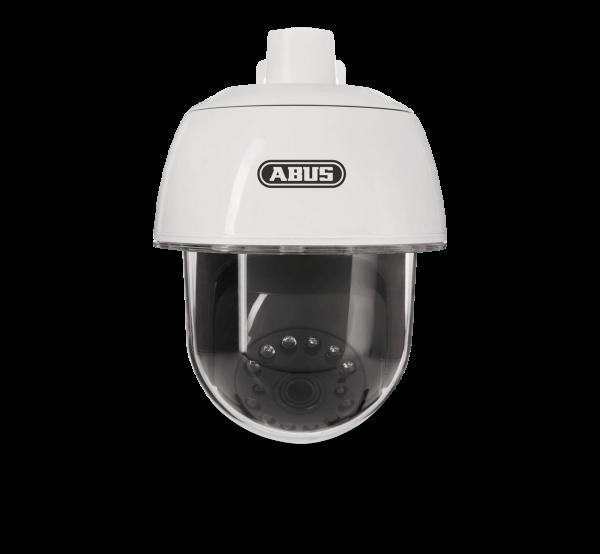 ABUS Smartvest Dome-Außenkamera PPIC32520 mit Schwenk und Neigefunktion | Full HD 1080p Infrarot