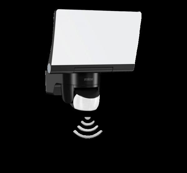 Sensor-LED-Strahler XLED HOME 2 Z-Wave Schwarz