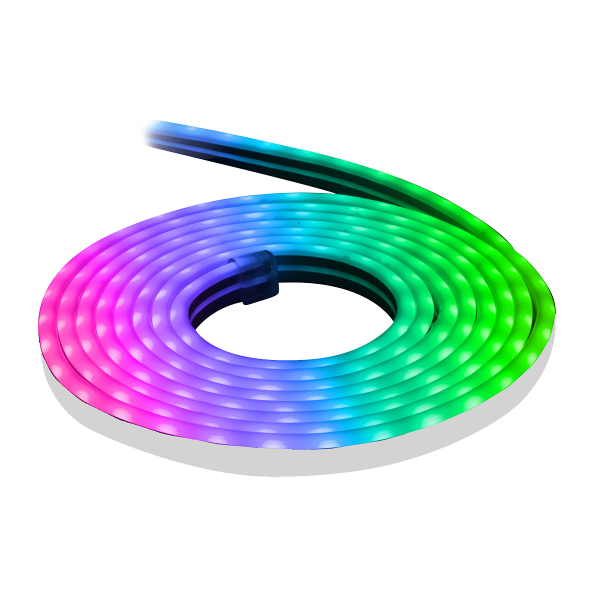 tint Outdoor LED-Strip 5m RGB white+color