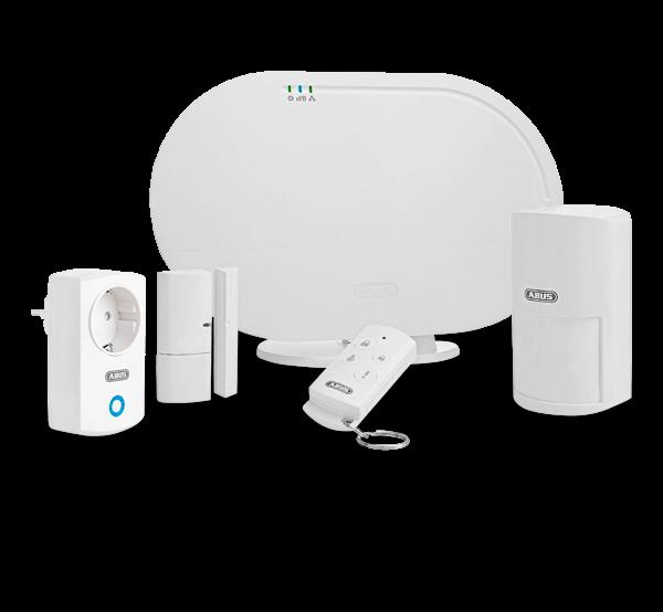 ABUS Smartvest Alarmanlagen-Set | Einsteigerpaket
