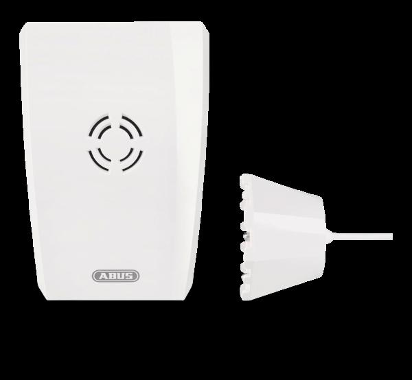 Smartvest Funk-Wassermelder | Detektiert Flüssigkeiten und schützt vor Wasserschäden
