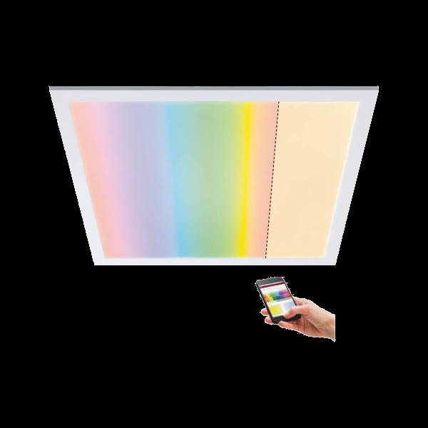 ZigBee LED Panel Amaris 600x600 dimmbar